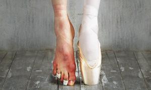 45 фотографий о силе и грации артистов балета