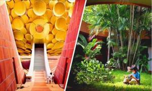 Ауровиль — город будущего, которому нет дела до политики, религии и национальностей