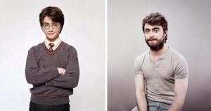 15 неожиданных фотографий кумиров детства тогда и сейчас