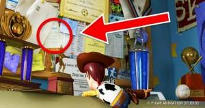 Disney и Pixar опубликовали доказательства, что все их мультфильмы связаны между собой  выпустила