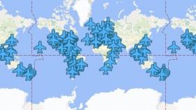 Пароли к Wi-Fi -ам всех аэропортов мира.